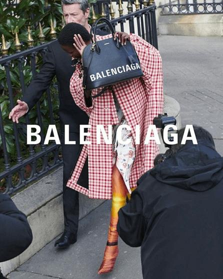 Balenciaga Spring Campaign
