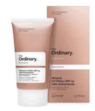 The Ordinary Pink Blush Design