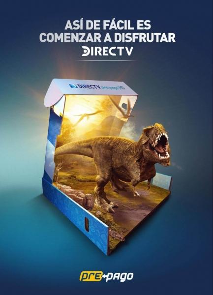 Visual Effect DIRECTV