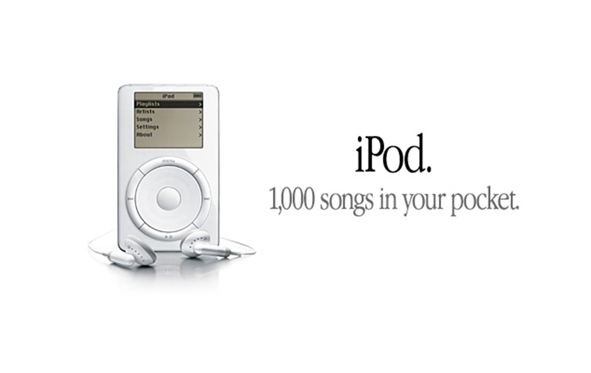 apple ipod slogan