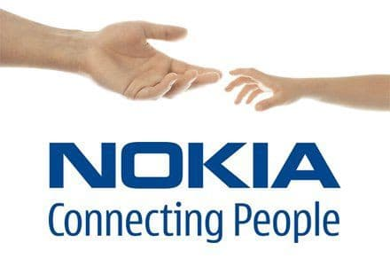 nokia tagline connecting people