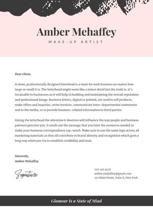 Amber Mehaffey Cover Letter