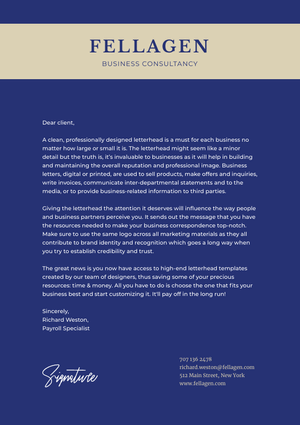 Fellagen Cover Letter