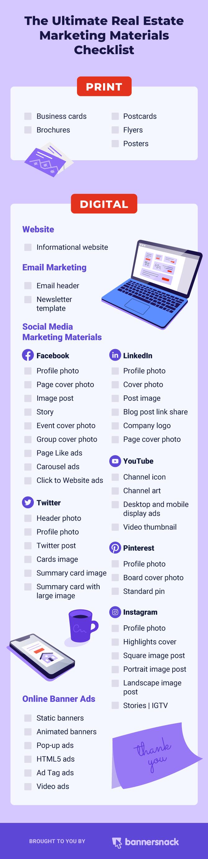 real-estate-marketing-materials-checklist-bannersnack.com