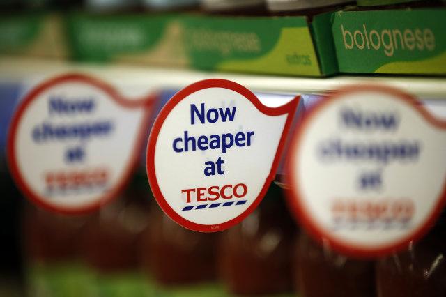 brand loyalty through price loyalty - Tesco