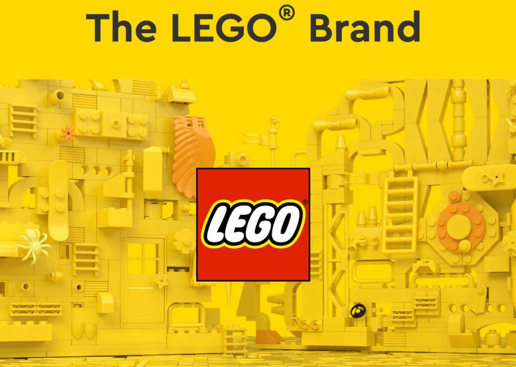 brand loyalty through brand consistency -Lego