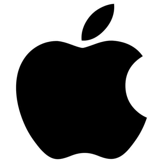 organic logo designs apple