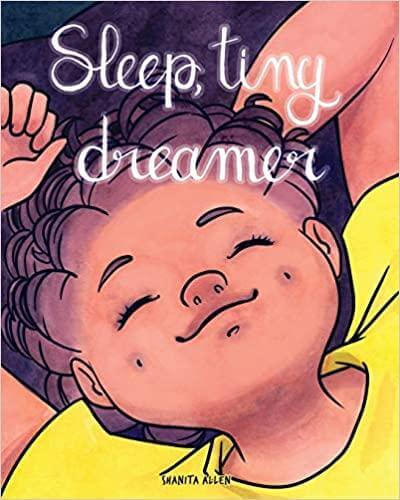 Sleep, Tiny Dreamer Book Cover