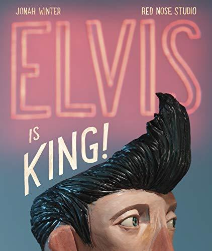 Elvis Is King Book Cover