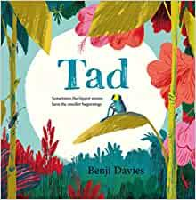 Tad Book Cover