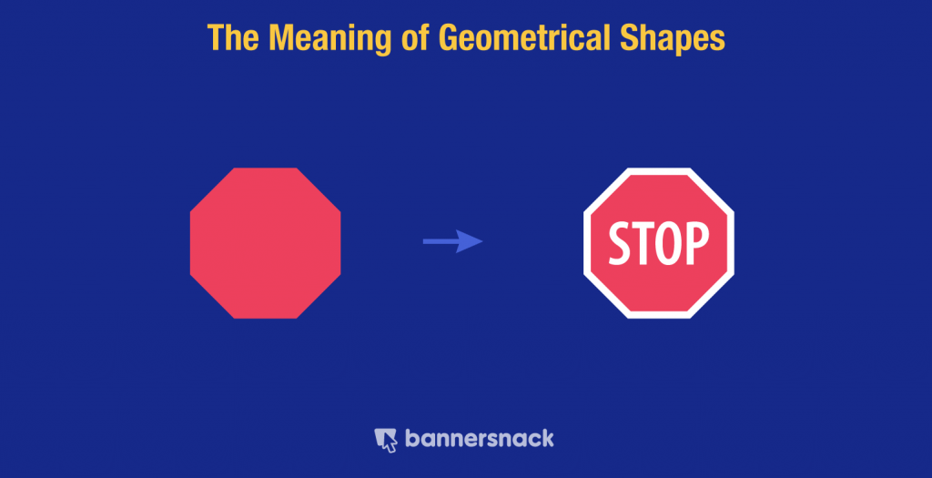 The meaning of geometrical shapes