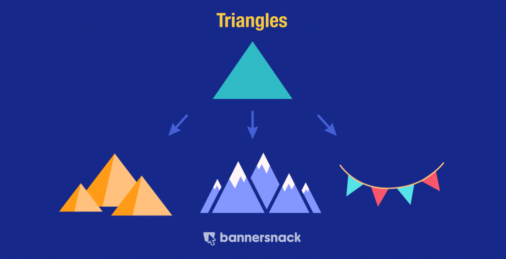 triangle geometric shapes