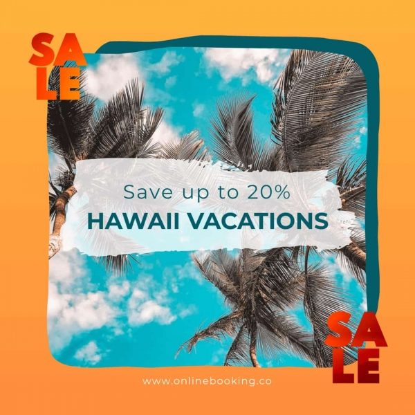 clipping mask example vacation sale