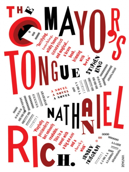 The Mayor's Tongue Book Cover