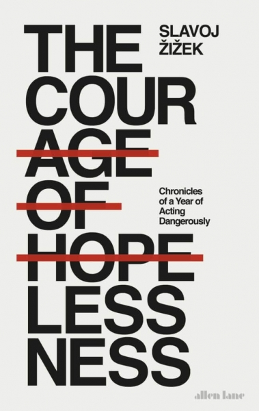 The Courage of Hopelessness Book Cover