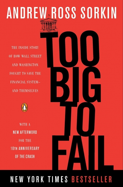 Too Big to Fail Book Cover