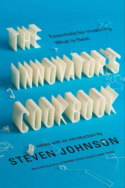 The Innovator's Cookbook Book Cover