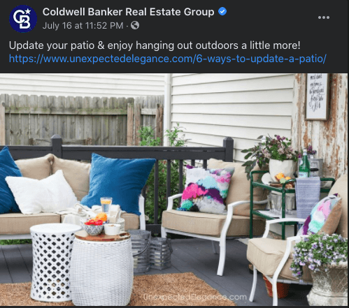 Best Real Estate Facebook Ads Examples