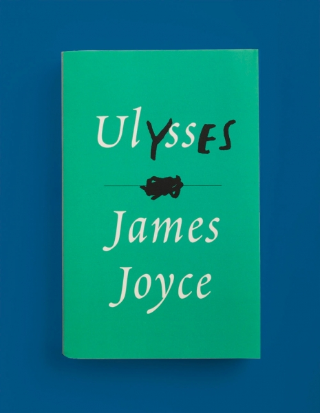 Ulysses minimalist book covers
