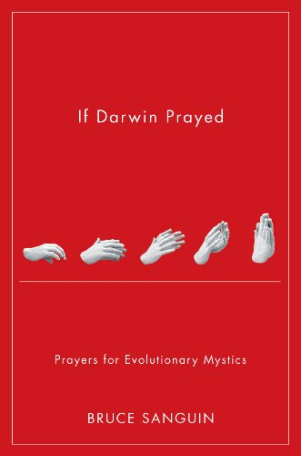 If Darwin Prayed minimalist book covers