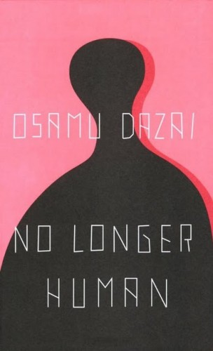 minimalist book covers no longer human