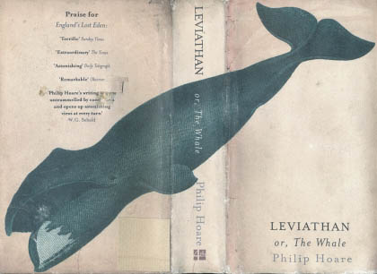 minimalist book cover leviathan