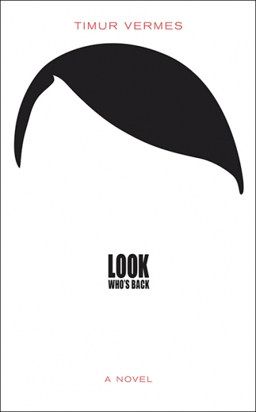minimalist book covers Look Who's Back