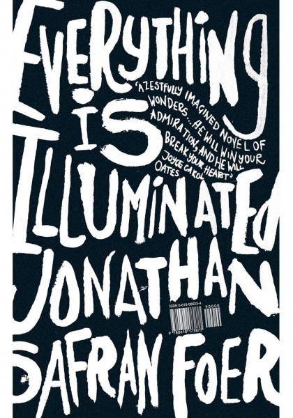 Everything is Illuminated Book Cover
