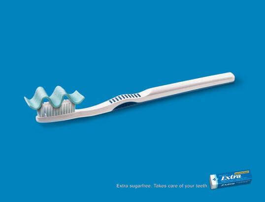 Toothbrush Poster Example