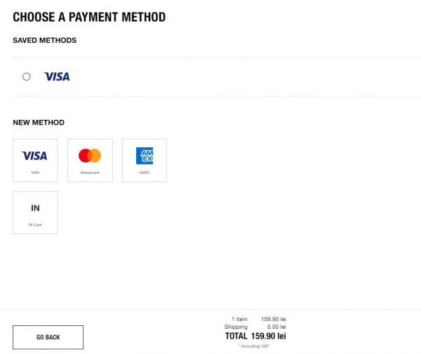 checkout process ecommerce strategy payment