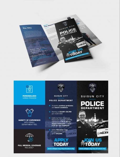 great CTA brochure