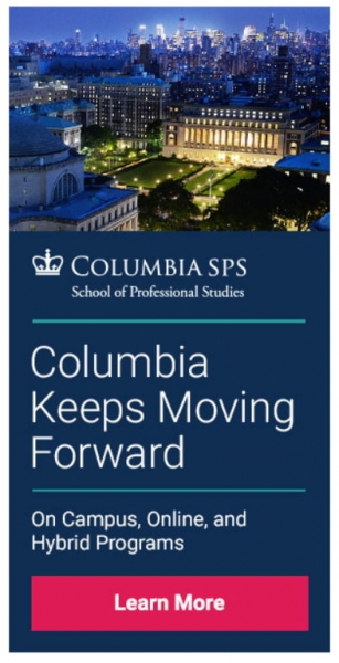 columbia school banner design