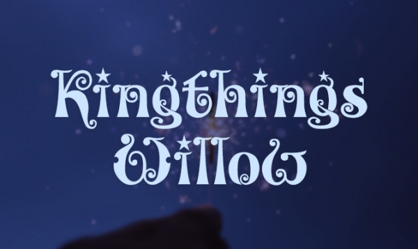 kingthings willow christmas fonts