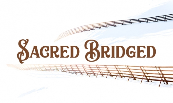 sacred bridge holiday fonts