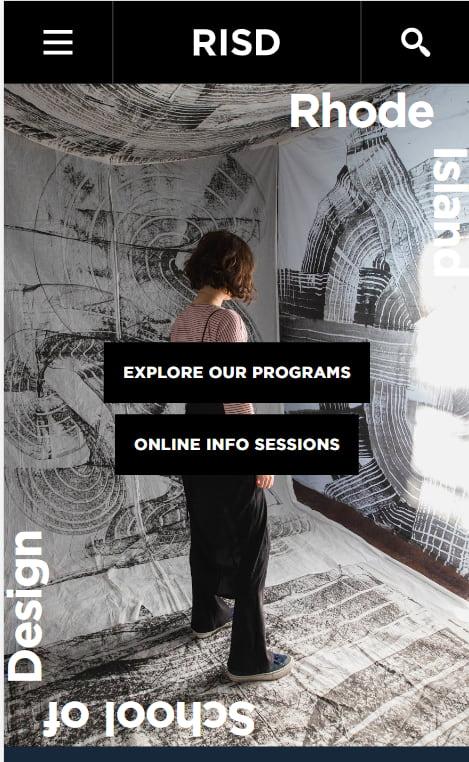 rhode island design school