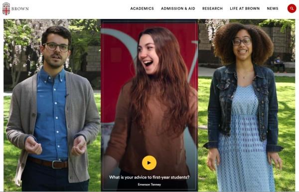 brown university students advice