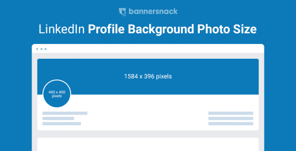 linkedin background photo size