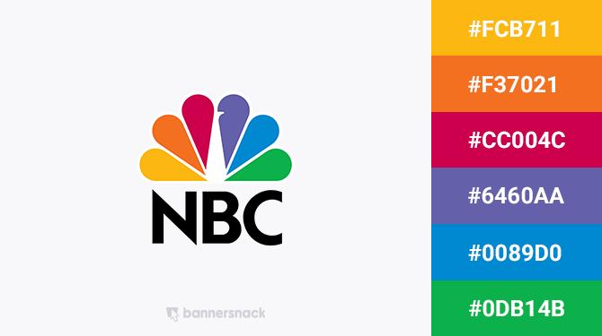 colorful logo nbc
