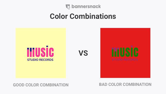 logo color combinations example