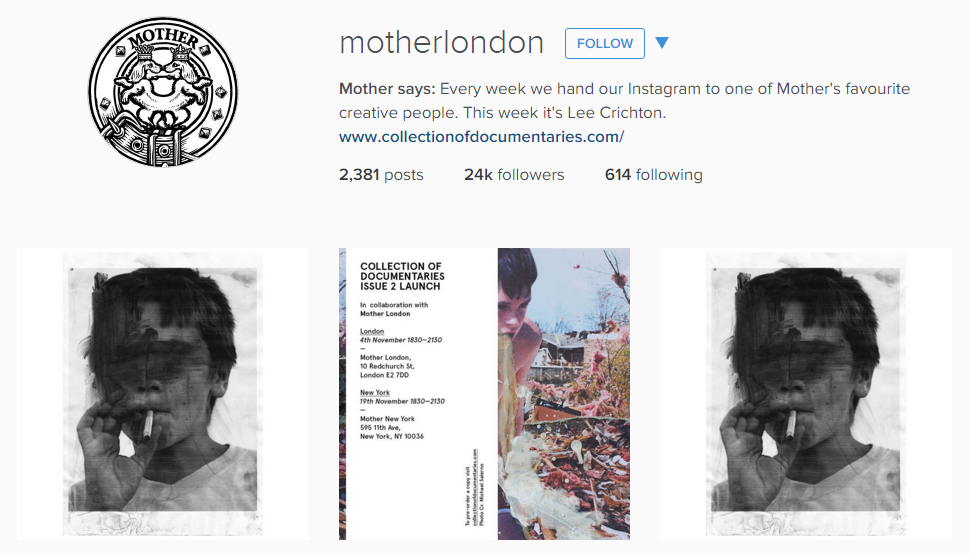 Mother London advertising agency