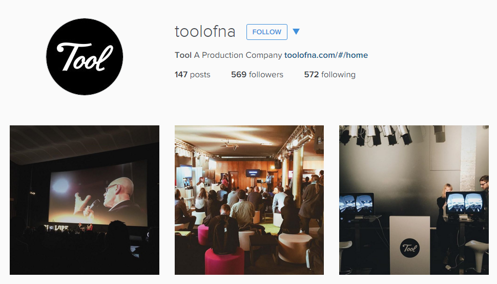 Toolofna Instagram advertising agency